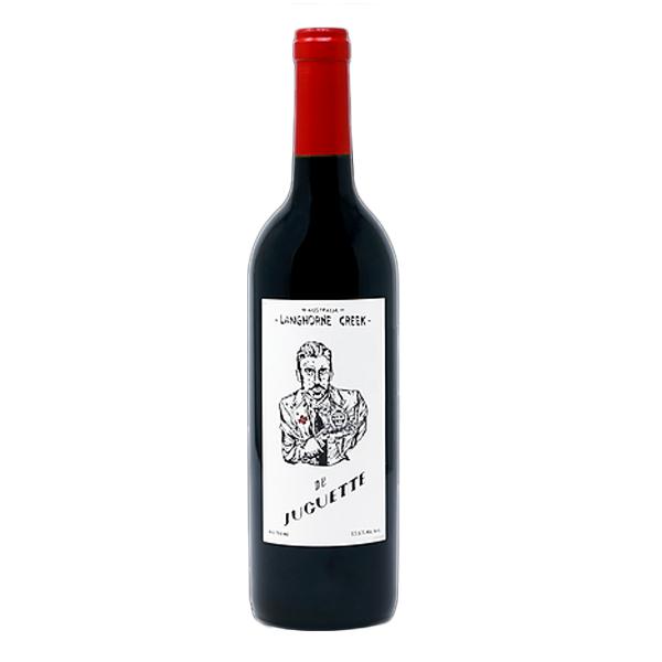 Botella de Vino Tinto Juguete.